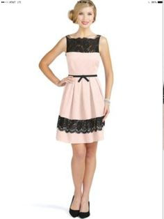 ec1c203fcb Cato Fashions Banded Lace Panel Dress - Just ordered this dress for  Madeline s grade party - hope it doesn t need too be taken in too much.
