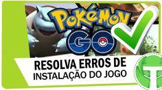 nice Como resolver os erros do Pokemon GO