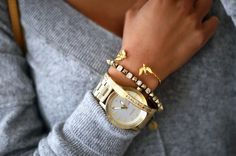 Fashion Outfit Details Watch
