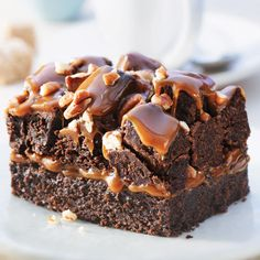 Rockslide Brownie!! Best thing on Earth! :D