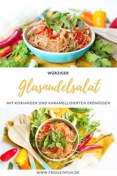 Ein schneller, leckerer Salat mit der extra Portion Würze? Hier entlang!