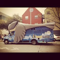 Hoot Suite mobile @ SXSW