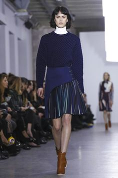 Cedric Charlier Ready To Wear Fall Winter 2015 Paris