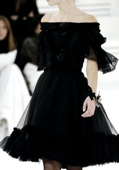 Chanel Haute Couture in Fashion
