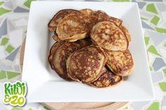 Zoete aardappelpannenkoekjes (paleo)