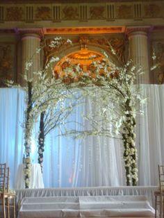 Altar decorations for outdoor wedding. Need ideas please! :  wedding WeddingArch.jpg8