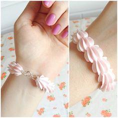 frosting bracelet