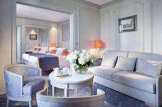 Privilege Suite with view - Hotel Splendid Etoile - www.hsplendid.com