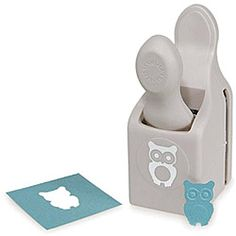 Martha Stewart Medium Owl Emboss Punch - Overstock™ Shopping - Big Discounts on Martha Stewart Punches