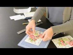 Anna Griffin Pretty Paintings Card Making Kit