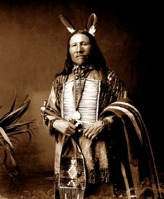 From the Blue Cloud Abbey Native American Photograph Collection