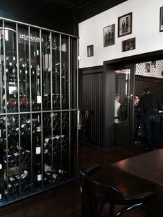 Les Innocents restaurant Strasbourg wine bar tribunal - 15