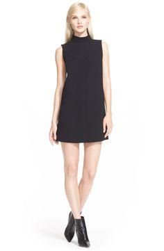Rachel Zoe 'Annalisa' High Neck Shift Dress