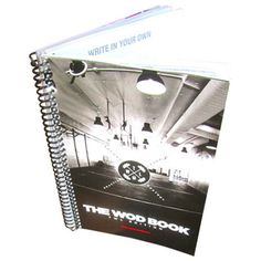 "THE WOD BOOK - TWL EDITION ""WOD JOURNAL"" $29.95"