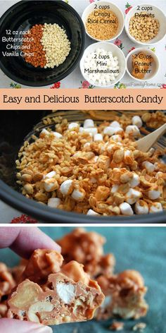 Making candy doesn't have to be hard to do. This is a super easy candy recipe that only takes a few ingredients and a few minutes to make. Impress your friends with this delicious candy recipe. Perfect for Christmas gifts too.
