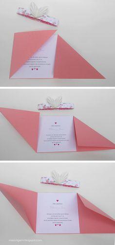 Las entradas del blog Sobres en origami y Sobres en origami 2  son las que más visitas y consultas recibieron, por eso preparé una ter...