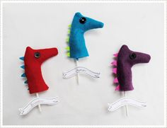cute idea - a 'dragon hunt' - lollies covered in dragon heads, hide them in the garden and go find them