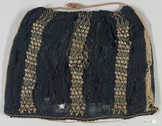 Cap  Geography: Egypt  Classification: Textiles  Accession Number: 90.5.32