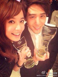 Annie Chen & George Hu
