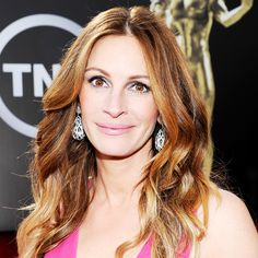 Julia Roberts's Changing Looks - 2014  - from InStyle.com