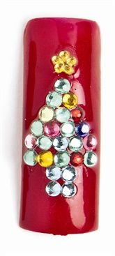 'Tis the Season for Bling - Style - NAILS Magazine