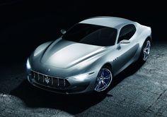 Maserati Alfieri Concept - Car Body Design