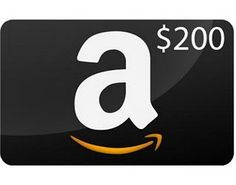 $200 Amazon Gift Card Giveaway (9/2/2016){US} via... IFTTT reddit giveaways freebies contests