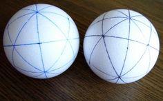Combination Divisions for Kimekomi ornaments