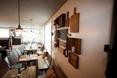 VoyeurDesign - Un poco de ciudad en el campo, Plate Restaurant