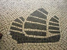 Street mosaics in Macau  CONTRIBUTOR: Kurt and HuQing Piemonte - Massachusetts, USA