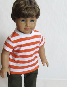 American Girl Boy Doll Clothes  Carpenter Pants and by Minipparel, $28.00
