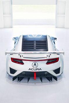 Acura NSX GT3 '2017