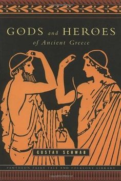 Age 12 ~ Roman History ~ Resource ~ Lesson: Flight of Aeneas ~ Gods and Heroes of Ancient Greece - Gustav Schwab,