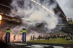 Century Link Field bring on the SEAHAWKS!