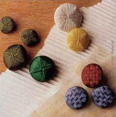 Silk Buttons Macclesfield