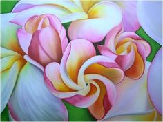 Plumeria Morning Limited Edition Giclee