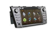 VCAN0806 Toyota Camry 2008-09 Dvd    Selling Points:     3D Rotating UI+PIP+DVD+SWC +ATV+IPOD+BT+Radio/RDS+ Telephone book+AUX IN+GPS