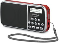 TechniSat TECHNIRADIO RDR Internet Radio, Radios, Usb, Office Phone, Landline Phone, Flashlight