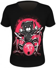 I have this one!* Cupcake Cult - Rock teddy