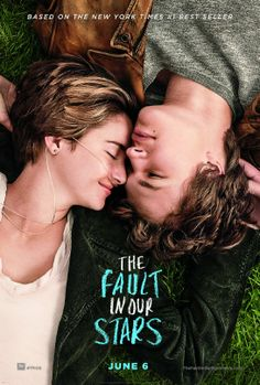 The Fault in Our Stars SAW THE MOVIE, READ THE BOOK! THERE ARE SO GREAT(I MEAN THE BEST IN THE WHOLE WIDE WORLD!!!!)