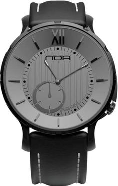 NOA MSLQ 011 Stainless Steel Mens Watch