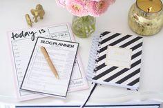 Blogging Tips (How To Get Organized) (via Bloglovin.com )