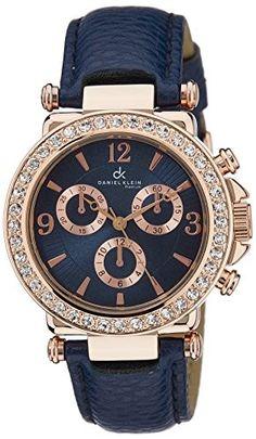 http://www.shepkart.com/daniel-klein-analog-blue-dial-women-s-watch-dk10155-2 Daniel Klein Analog Blue Dial Women's Watch - DK10155-2