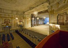 Drottningholm's Theatre, Stockholm памятка. чтобы волшебное не забылось