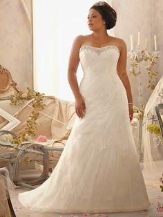 Busty Brides, Plus Size Wedding Gowns   bridal wedding and prom ideas