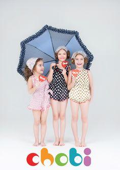 Летний ливень в шапочках Chobi