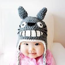 cute baby bonnet hat Totoro Hat 288dfeef050