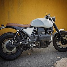 """K75 """"K-BLACK"""" by Stereomotorcycles"""
