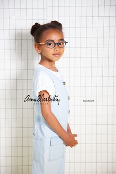 Anne et Valentin Eyewear - SUPERKIDS - KID Model MACHA