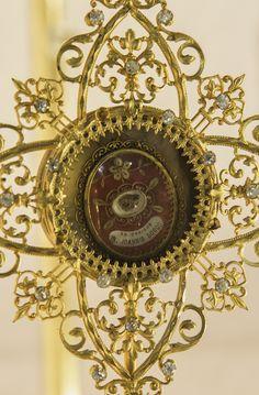 Relic of St John Bosco